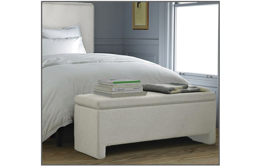 STORAGE BENCH-R-830-835-WHITE
