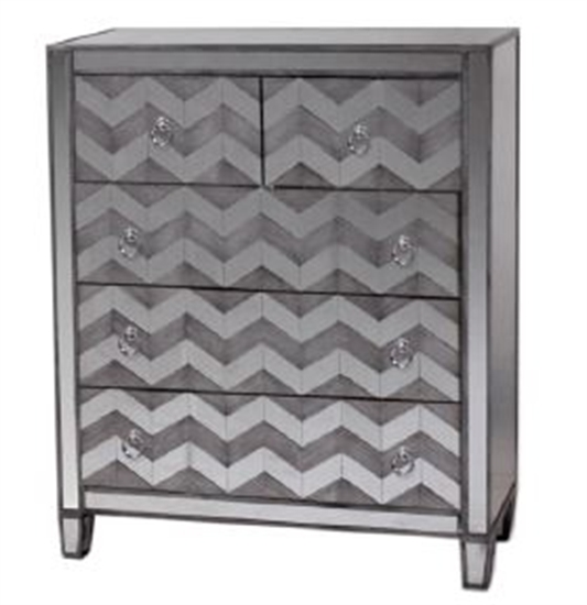 MIRRORED CHEST-MDS-40-162