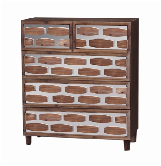 MIRRORED CHEST-MDS-40-165