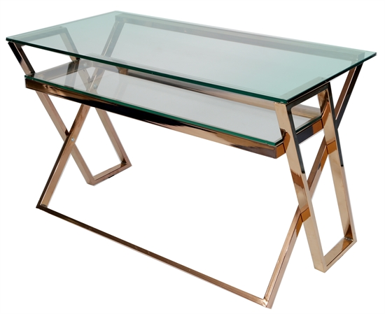 MIRRORED DESK-MDS-55-255