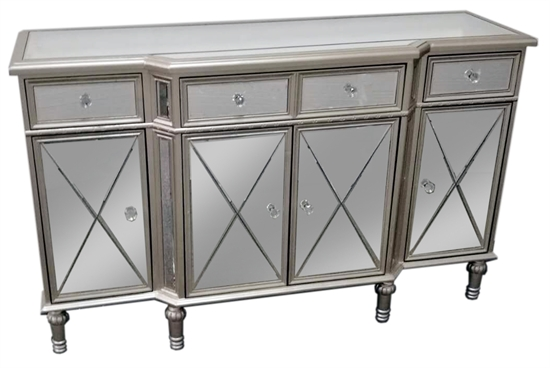 MIRRORED DRESSER-MDS-40-129
