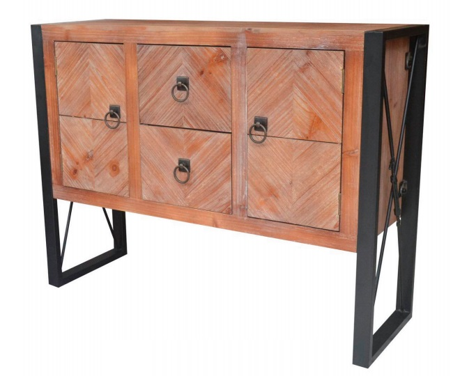 CONSOLE TABLE-STA-GD-14823