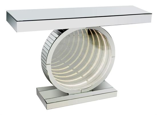 LED console table CIA