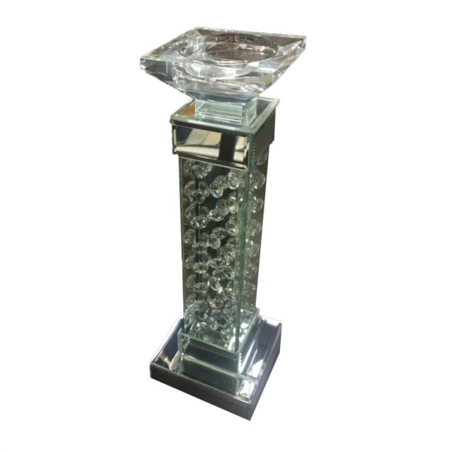 pillar candle holder